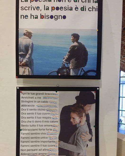 Trovo splendido quando le discipline o le arti si uniscono andando a creare qualcosa di unico. Tempo fa avevo condiviso sui social la foto scattata a Jovanotti e Bebe Vio. Non l'ho protetta di alcun watermark e in pochi secondi era già stata utilizzata ovunque.  L'unico che mi ha chiesto il permesso di utilizzarla è stato Dario Salvi che ha voluto usare la mia fotografia per corredare un suo bellissimo scritto all'interno di una sua mostra in programma ad Arezzo.  Mi ha fatto molto piacere e…
