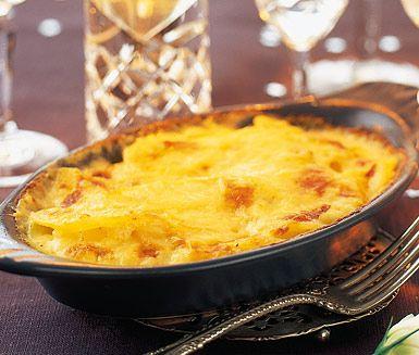 Recept: Fransk potatisgratäng