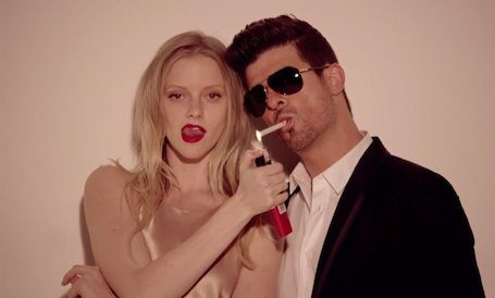THAT HAPPENED: BLURRED LINES AND RAPE CULTURE