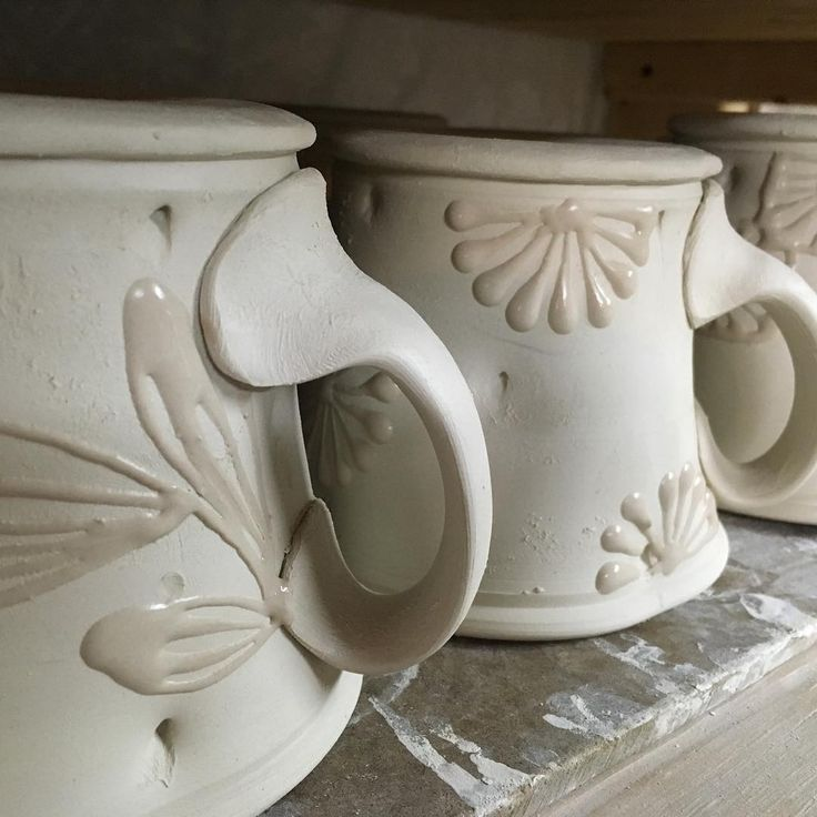 18 best pottery martha grover images on pinterest hand for Clay pot painting techniques