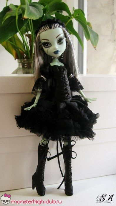 Готическая Лолита (Лоли Готик) | Monster High Club