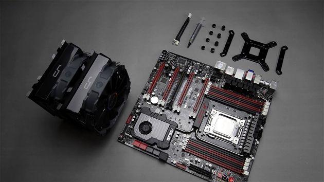 Nowoczesne chłodzenie procesora - co powinno mieć?