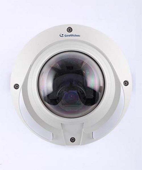 Geovision GV-VD II Series Vandal Proof IR Dome IP Security Cameras provide superb Megapixel HD video surveillance including incredible low light performance and a uniquely superior IR Illumination