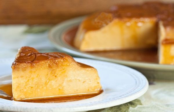 Pumpkin Flan... | Desserts...should of seen it coming. | Pinterest