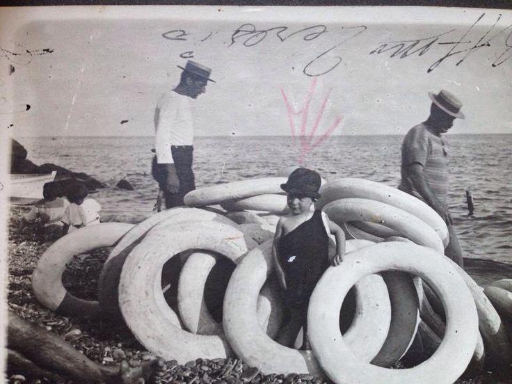 1919...tutti al mare!