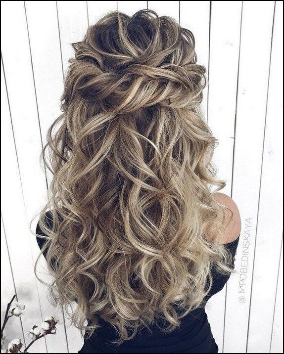 122 long wedding hairstyles and updos from mpobedinskaya  page 1 | homeinspira