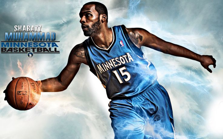And new wallpaper of T-Wolves rookie, Shabazz Muhammad... Full size available at - http://www.basketwallpapers.com/USA/Shabazz-Muhammad/