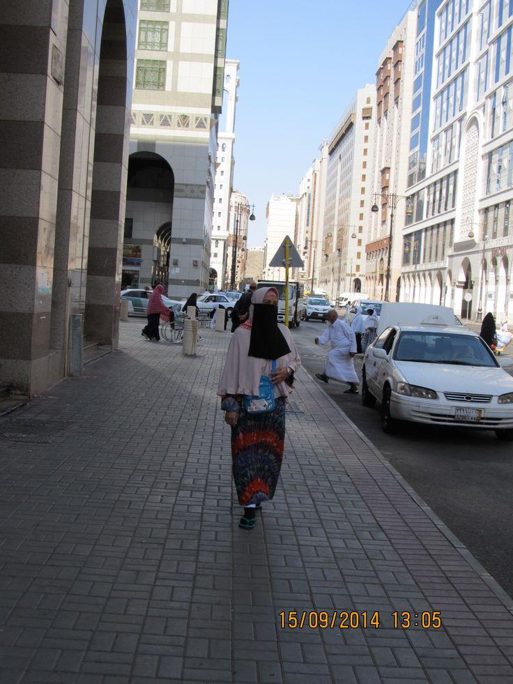 Madeenah Hajj 1435 Hijriyah