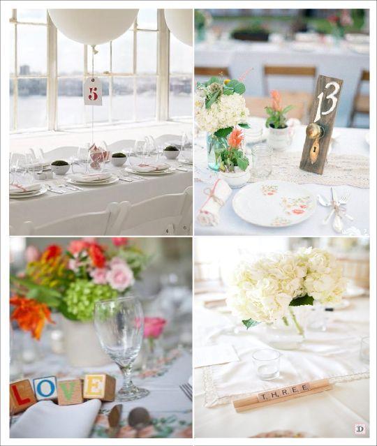 Porte num ro de table lettre scrabble ballon poignee porte for Decoration fausse porte mariage