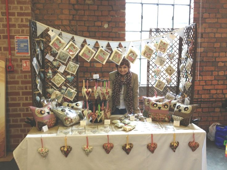 Christmas Craft Booth Ideas Part - 36: Posts About Craft Stall On Love, Lucie