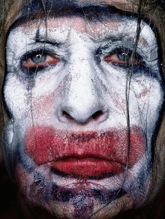 sad erwin olaf clown