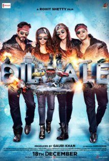 Dilwale (2015) Full Movie Watch Online HD 720 Download