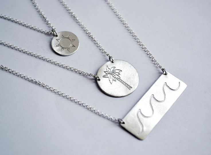 Triple Paradise Necklace - SHOP ISLA - 2