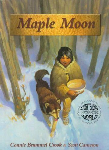 Maple Moon by Connie Brummel Crook,  IRC & HAM PZ 7 C8818 Map 1997