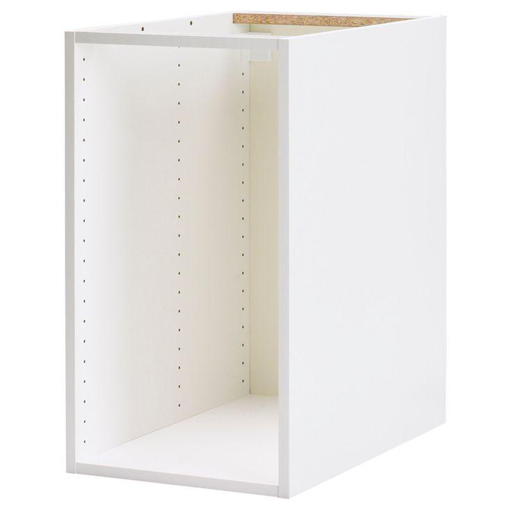 Kitchen Cabinets Frames: FAKTUM Base Cabinet Frame