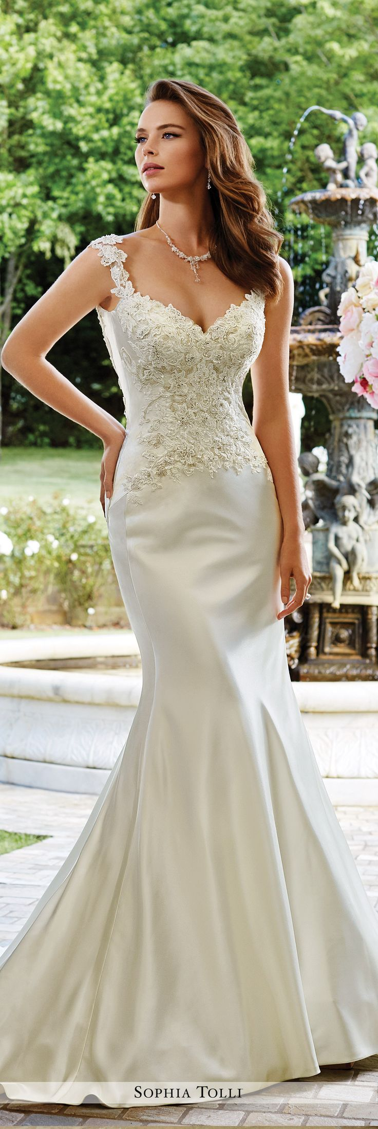 1542 best Wedding / Couture 2015 -16 images on Pinterest | Wedding ...