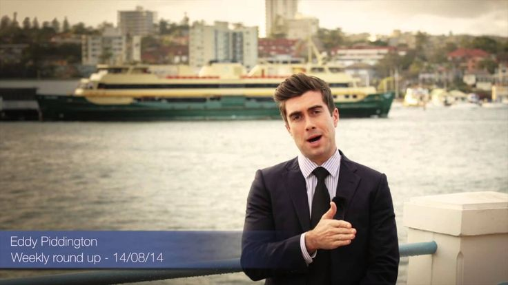 Manly property weekly round up with Eddy Piddington - 14/08/14 - Call 04...