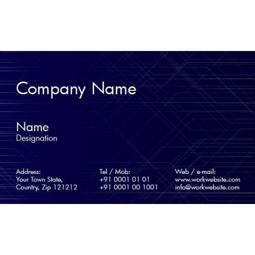 Designed Business Cards Online Designable Visiting Card In Delhi