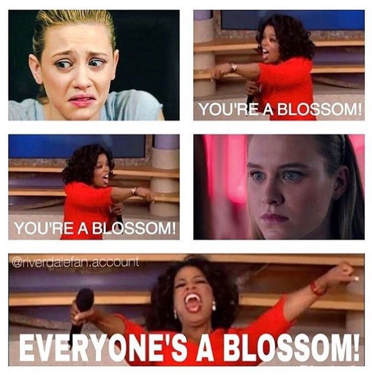 Hahaha!!!  - Betty Cooper - Polly Cooper - The Coopers - The Blossoms - Riverdale