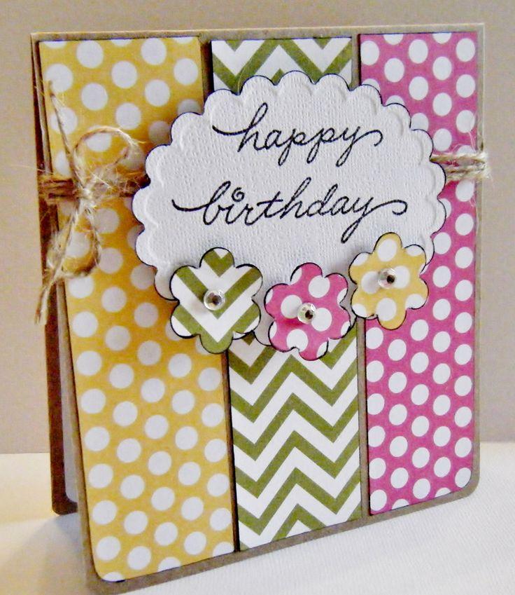 287 best card making using scraps images on pinterest birthdays card making happy birthday bookmarktalkfo Gallery