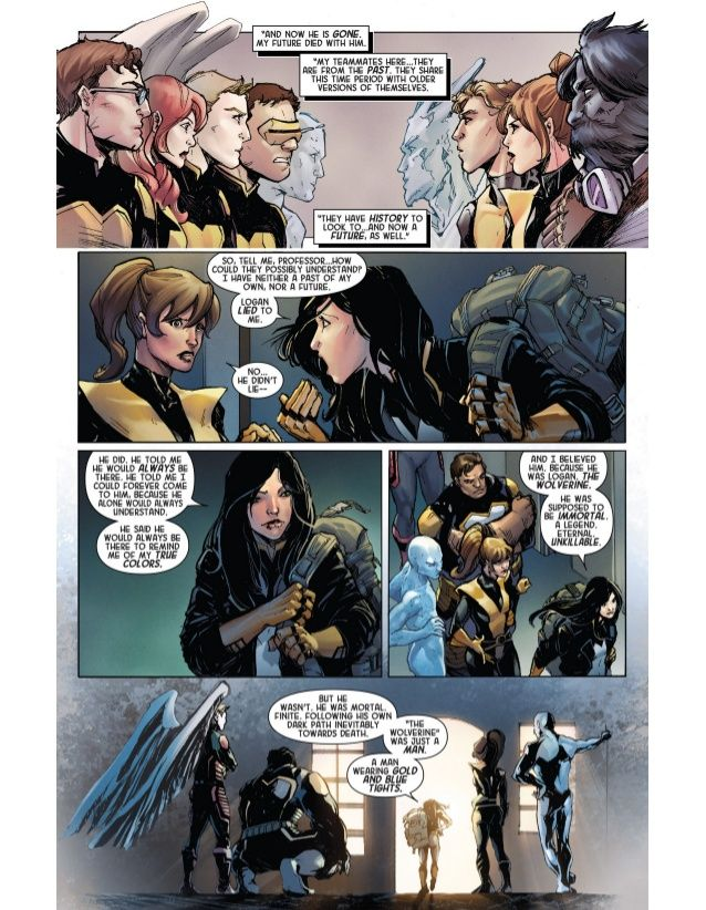 Pin By On Laura Kinney X 23 Death Of Wolverine Wolverine Marvel Superheroes
