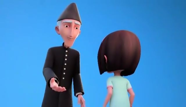 Quaid Say Baatain Animaed Cartoon - Clean Pakistan (Video)