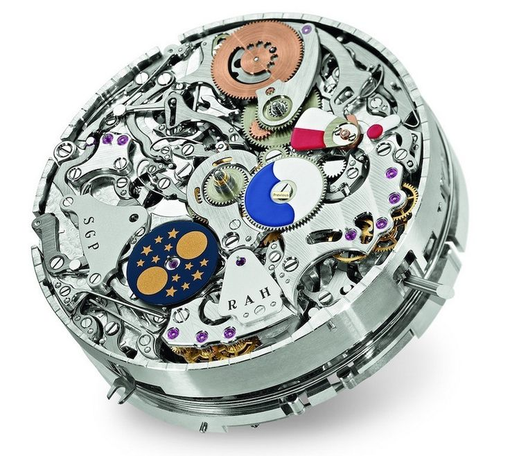Patek Philippe's most complicated watch ever. The $2.6 million Patek Philippe Grandmaster Chime 5175 (5175R-001).