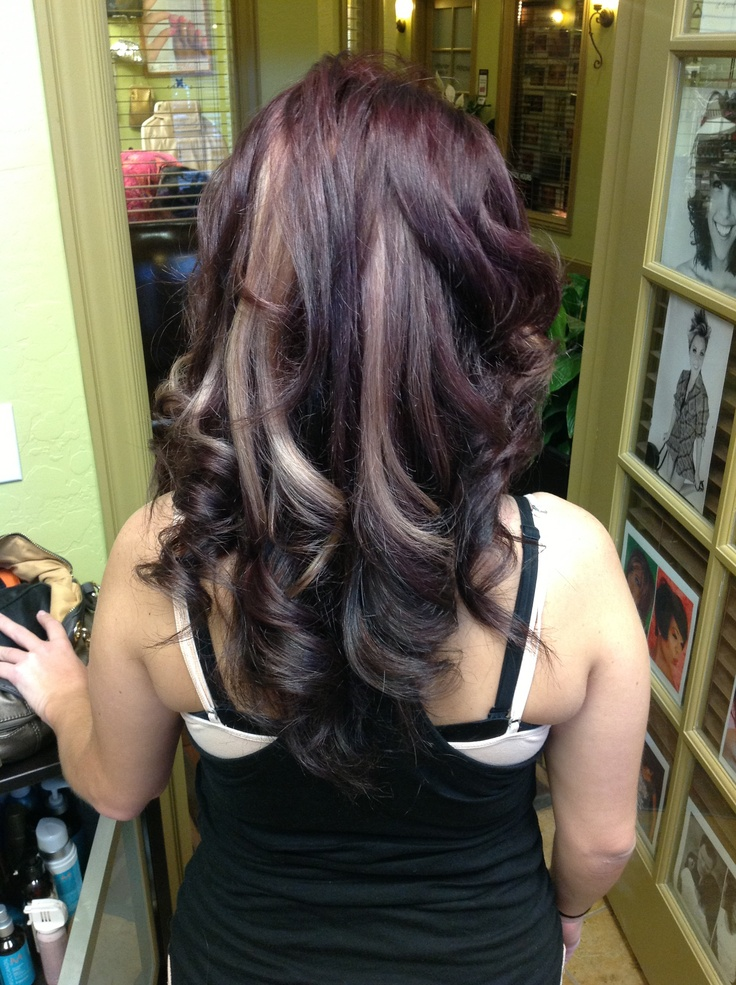 60 Best Images About Hair Color On Pinterest Burgundy