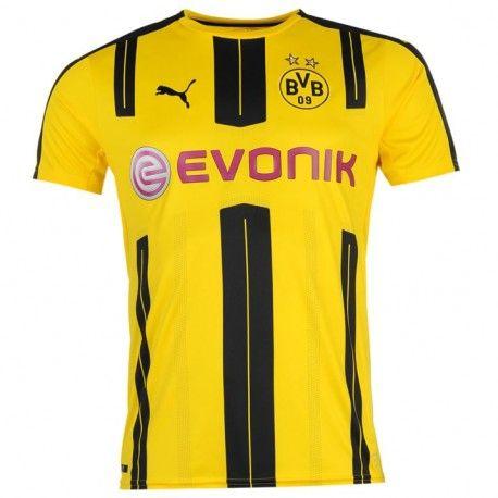 Camiseta Nueva del Borussia Dortmund Home 2017