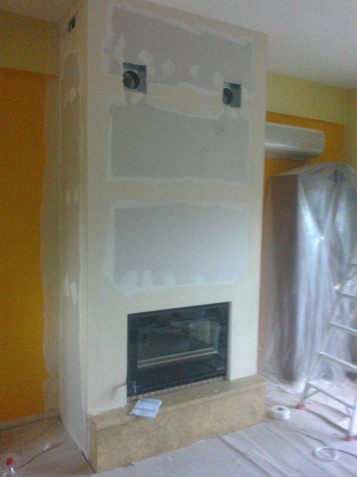 convert fireplaces