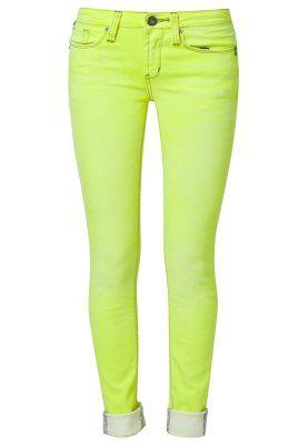 One Green Elephant ♥ KOSAI - Straight leg jeans - gul