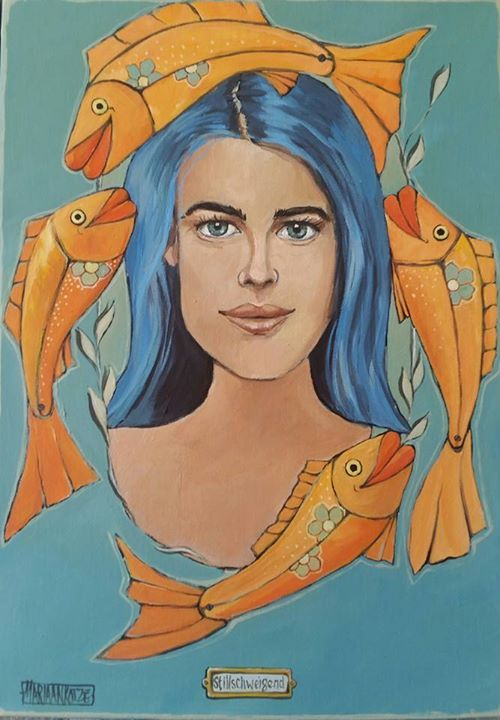 Mariaan Kotze Art. Decor. Gifts 30x41cm Stillschweigend http://ift.tt/2guU6bs