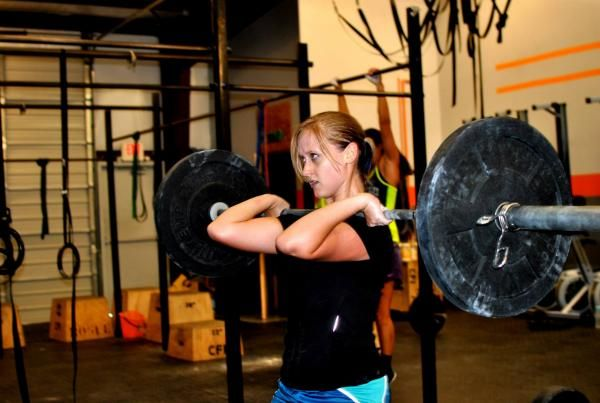 From a coaching perspective, front squats are easier to teach, almost self-correcting, and promote better depth. From an injury prevention perspective, they incur less shear forces and compressive forces. From an athletic perspective, front squats facilitate awesome core strength and have incredible carry over into other strength movements.  Here are 25 ways to increase your front squat, with not a squat program in sight: