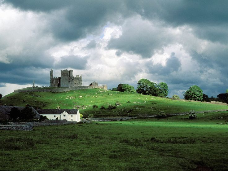 The most beautiful country - Ireland's Top 10 Attractions