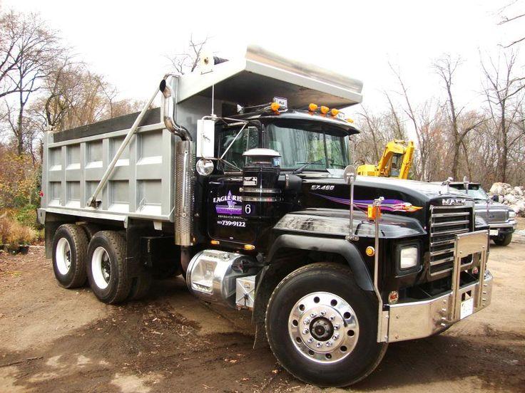 mack trucks | Used Mack Truck | Mack Tandem Dump Truck for Sale | RD-688S | for sale