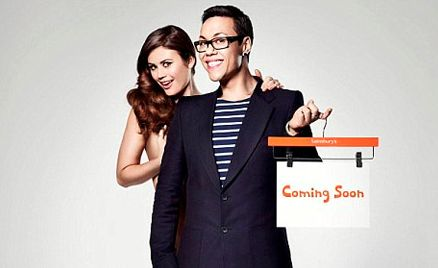 Tv fashion guru Gok Wan will design a clothing line for Sainsburys, they are ready and plotting they entry into the online fashion business with a trial of this new brand in august.