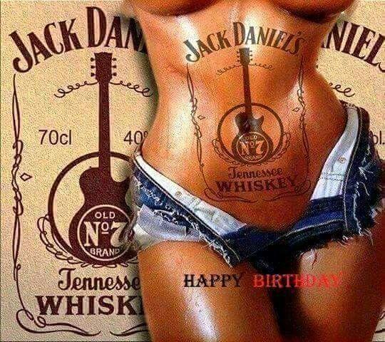 Happy Birthday Jack Daniels