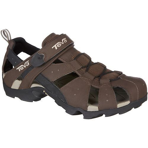 Teva Deacon Mens Sandals I'm big on outdoor sandals, they must hold at the toes like these do. So they won't flop around.