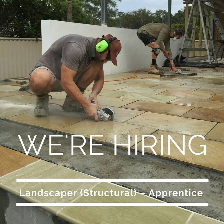 Apprenticeship Opportunity /// Are you (or someone you know) wanting to start a career in landscaping? We are looking for an apprentice to join our team! Definition Landscape and Design build some of inner Brisbanes most unique and beautiful residential gardens. Were a young growing company and are looking to train a new apprentice . The successful applicant will commence a Certificate III in Landscape Construction (Apprenticeship). He/she will possess an eye for detail passion for quality strong work ethic and commitment to providing exceptional client service. Upon completion of the apprenticeship he/she will be a qualified Structural Landscaper. Is this you or someone you know? Are you an 'attention to detail' person who enjoys physical outdoor construction work in a small team environment? If so we'd love to hear from you! Get in touch with us through the careers page of our website: http://www.definitionlandscape.com.au/careers/ We look forward to hearing from you!  . . . #workwithus #careers #apprentice #apprenticelandscaper #jobs #brisbanelandscaping #brisbane #bnejobs #construction #landscaping #landscapingcareer