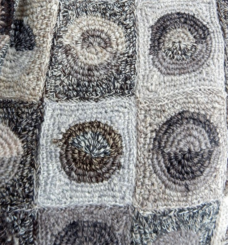 BE POP Scarf - Sophie Digard crochet