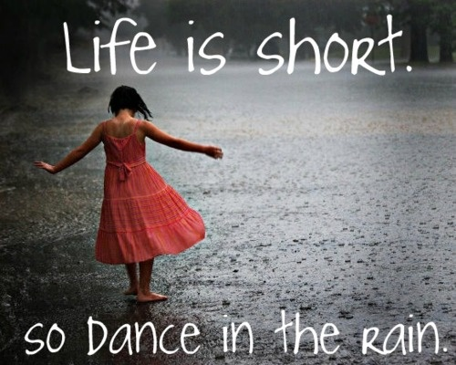Life is short don't miss a thing