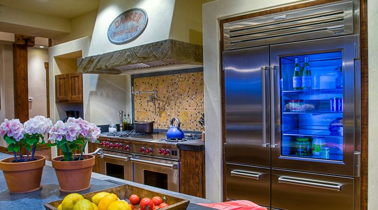 Re-Pinned for the amazing refrigerator!Awards Win, House Ideas, Dreams House, Future House, Architecture Inspiration, Farmhouse Kitchens, Kitchens Gadgets, Bozeman Montana, Architecture Design