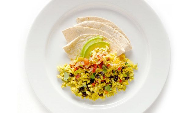 Tofu Scramble | 25 Easy Breakfasts To Jumpstart Your Day