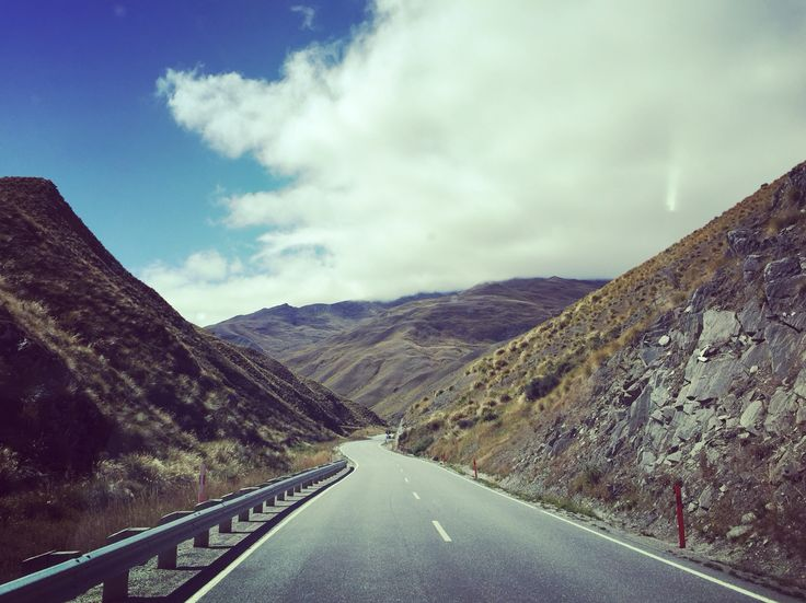 Road to Wanaka