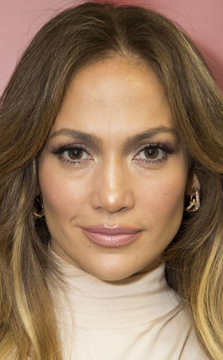 JenniferLopez JLo Makeup Beauty Face Celeb