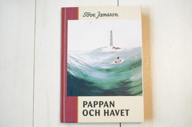 Pappan och havet / tove jansson