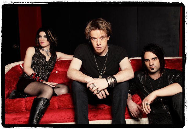 Sick Puppies Announce Album Title; Preview New Song - TravisFaulk.com Can't wait to see them in concert!