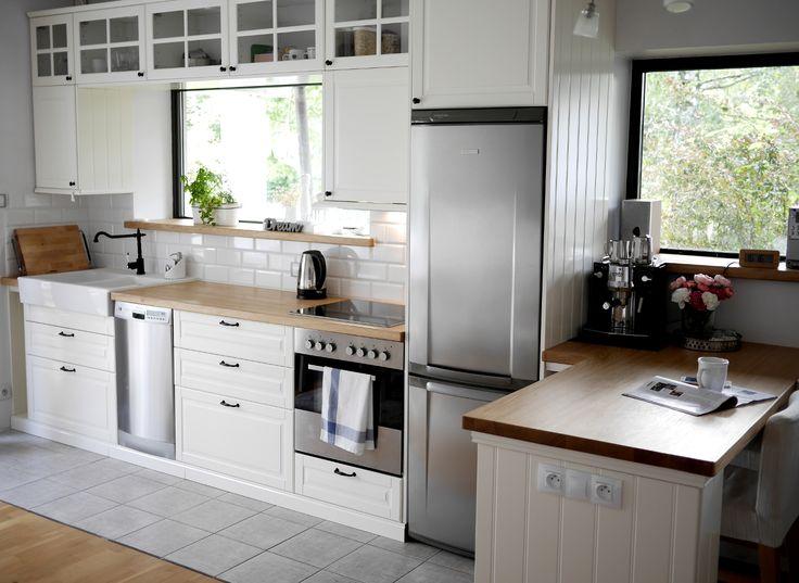 Ponad 1000 pomysłów na temat Kuchnia Ikea na Pintereście   -> Kuchnie Ikea Hittarp