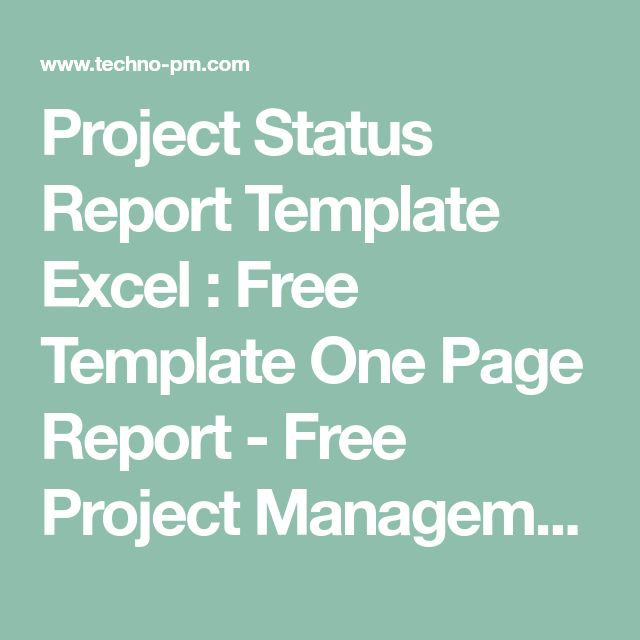 The 25+ best Project management templates ideas on Pinterest - project report template word