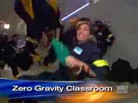 Zero Gravity Classroom - YouTube